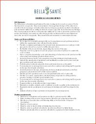 esthetician resume template esthetician resume