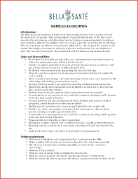 esthetician resume samples template esthetician resume samples