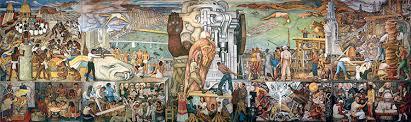 diego rivera murals rockefeller. Perfect Murals Diego Rivera U201cPan American Unityu201d 1940 City College Of San Francisco   2016 Banco De Mxico Rivera U0026 Frida Kahlo Museums Trust Inside Murals Rockefeller