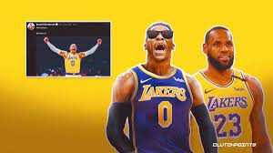 Lakers news: Russell Westbrook's 2-word ...
