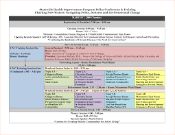 Conference Schedule Template 24 conference schedule template Procedure Template Sample 1