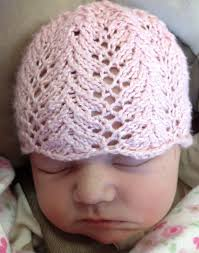Free Knitting Patterns For Baby Hats Simple Inspiration Design