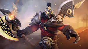 dota 2 axe battle axes warriors fantasy games