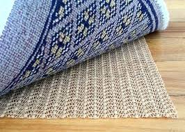 how to keep area rugs from slipping on hardwood floors medium size of non slip rug