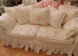 Shabby Chic Sofa | Home Design Styles In Shabby Chic Sectional Sofas Couches  (Image 14