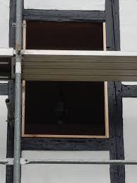 Fenster Rahmen Im Fachwerkhaus Erneuern Bauanleitung Zum
