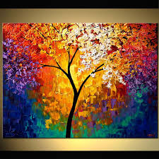 Buy beautiful landscape paintings, modern landscape paintings and  contemporary artworks. Colorful paintings of forests, trees, cloudy skies  and other modern ...