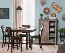 breakfast furniture sets. 5 Piece Counter Set, Harper, Espresso, Kitchen \u0026 Dining Furniture Sets Breakfast