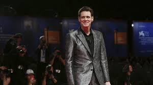 actor jim carrey is being criticised on social a for a portrait he painted that is believed to be of white house press secretary sarah huckabee sanders