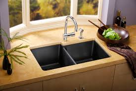 Kitchen Sinks Granite Composite Quartz And Granite Kitchen Sinks