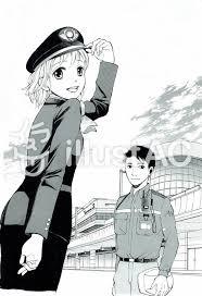 漫画イラスト羽田空港第二ターミナルイラスト No 1444111無料