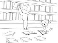 Kinderboekenweek 2018 Kleurplaten Kleurplaten Printen Op Minipretnl