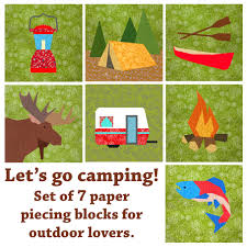Bubblestitch Quilts: Let' go camping! & Bubblestitch Quilts Adamdwight.com