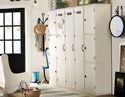 pottery barn locker furniture. pottery barn modular family locker entryway potterybarn could be a cool idea furniture d