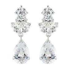 precious heiress clip on earrings