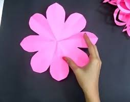 Homemade Paper Flower Decorations How To Make Paper Candle Holders Diy Projects Craft Ideas How Tos