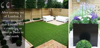 Small Picture Inspired Garden Design Sheffield Yorkshire Derbyshire