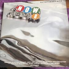 Vinyl Record Condition Chart Now Thats What I Call Music 8 1986 Double Lp Vinyl Depop