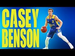 Casey Benson - 2018/2019 Highlights - YouTube