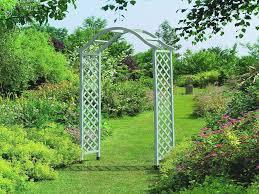 wooden garden arch lovely garden arches olg