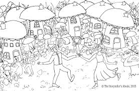Forest Coloring Pages To Print Artist Johanna Basford Enchanted