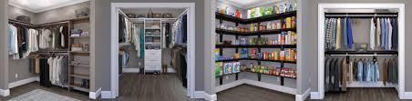 Closets WoodTrac by Sauder