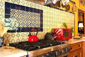 mexican kitchen decor pictures of medium size tile accessories style  colours decorating kitch