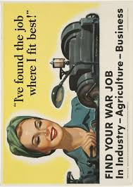 patriotic poster ★ from 1943 world war ii i ve found the job second world war american patriotic posters like i ve found the job where i fit best your war job in industry agriculture business helped unite