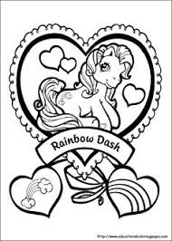 Small Picture my little pony g1 coloring pages Google Search Tattoos