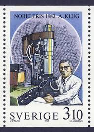 Science on Stamps: Aaron Klug