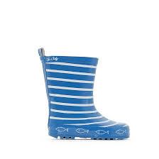 <b>Резиновые сапоги</b> timouss синий/ в полоску Be Only | <b>La Redoute</b>