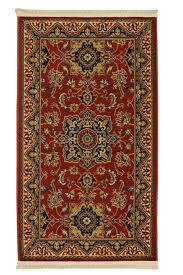 karastan english manor van de wiele manchester red 2 6x4 area rugs