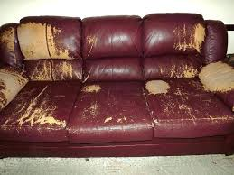 couch repair kit how to repair worn leather sofa how to re worn leather couch fixing couch repair