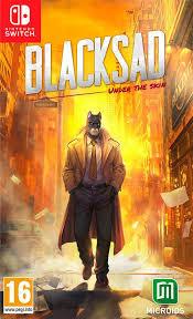 Blacksad: Under The Skin Limited Edition - Nintendo Switch | Game Mania
