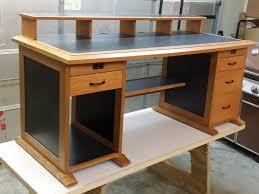 desk blueprints corner computer plans woodworking 2017 and build images ultimate