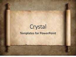 Scroll Powerpoint Template Scroll Paper Powerpoint Templates W Scroll Paper Themed