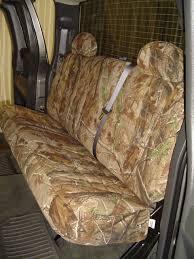chevrolet silverado realtree seat covers rear seats