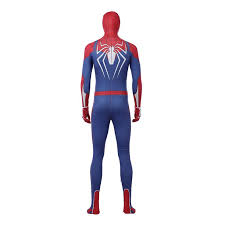 <b>PS4 Insomniac Spiderman</b> replica cosplay <b>costume</b> special sale ...
