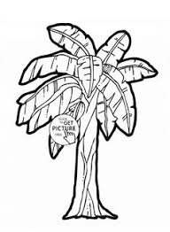 Small Picture Big Bunch of Bananas fruit coloring page for kids fruits coloring