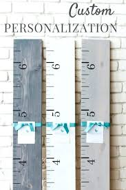 personalized growth chart personalized wooden growth chart personalized wood growth chart canada