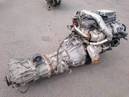 Used]Engine & Transmission 1KZ-TE 4WD MT - BE FORWARD Auto Parts