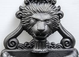 lion head wall nice metal lions head wall mounted water fountain