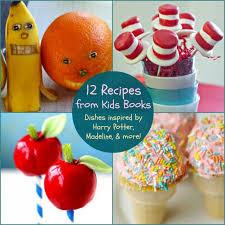 fun food from kids books 1 of 13