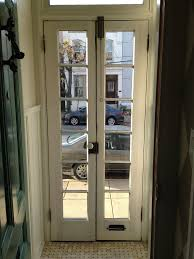The Final French Door Hardware Item, a Beautiful Antique Slide ...