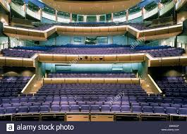 Milton Keynes Theatre Interior Stock Photo 72989190 Alamy