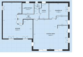 Plan Maison En T Free Plan Projet De Dcoupe With Plan Maison En T