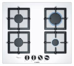 bosch ppp6a2b20o gas cooking top cm 60 tempered glass