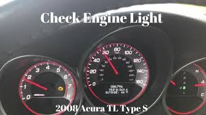 Acura Tl Check Emission System Light 2004 Acura Tl Engine Light Pogot Bietthunghiduong Co