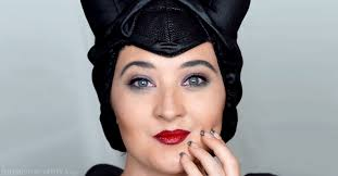 evil queen costume makeup tutorial