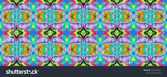 Spanish Fabric Designs Spanish Fabric Pattern African Textile Sicily Stock